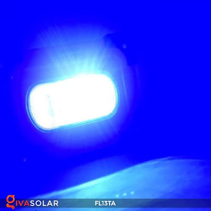 Đèn pha sạc năng lượng mặt trời mini FL13TA 15