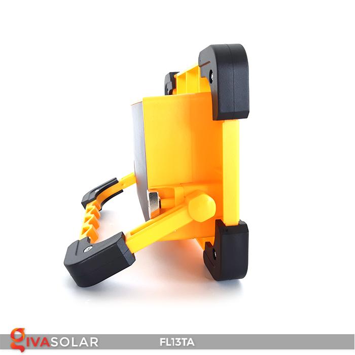 Đèn pha sạc năng lượng mặt trời mini FL13TA 5