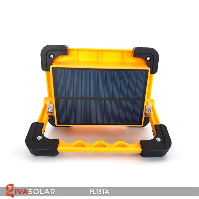 Đèn pha sạc năng lượng mặt trời mini FL13TA 7