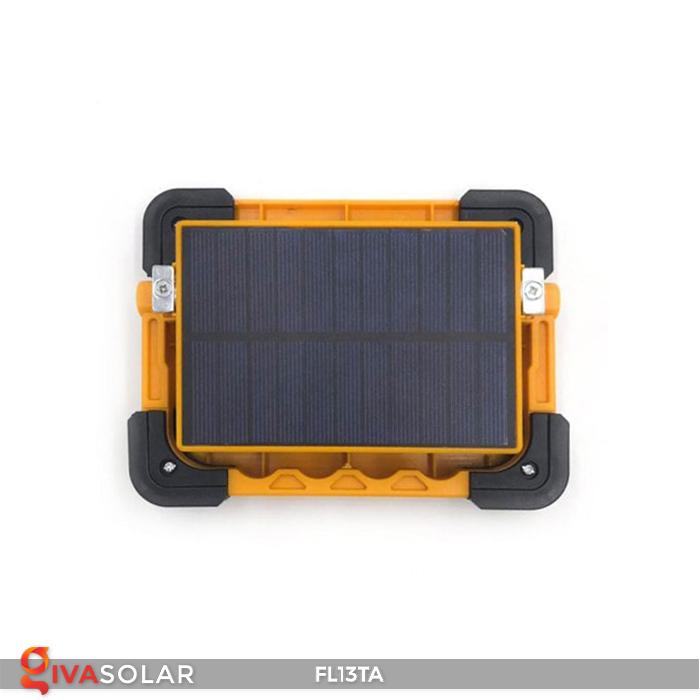 Đèn pha sạc năng lượng mặt trời mini FL13TA 9