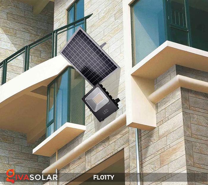 Đèn pha thông minh năng lượng mặt trời FL01TY 11