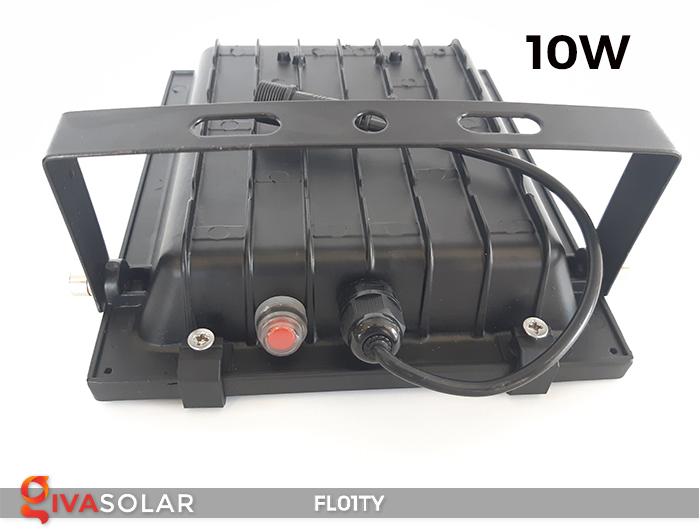 Đèn pha thông minh năng lượng mặt trời FL01TY 18