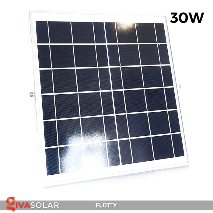 Đèn pha thông minh năng lượng mặt trời FL01TY 28