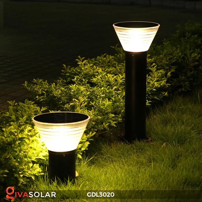 Đèn trụ năng lượng mặt trời GDL3020 1