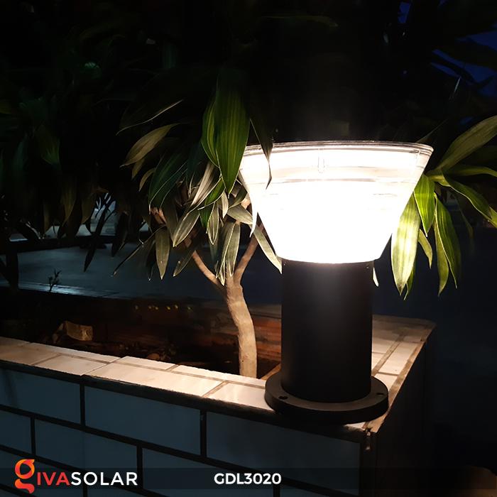 Đèn trụ năng lượng mặt trời GDL3020 10