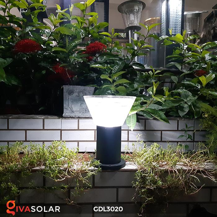 Đèn trụ năng lượng mặt trời GDL3020 13