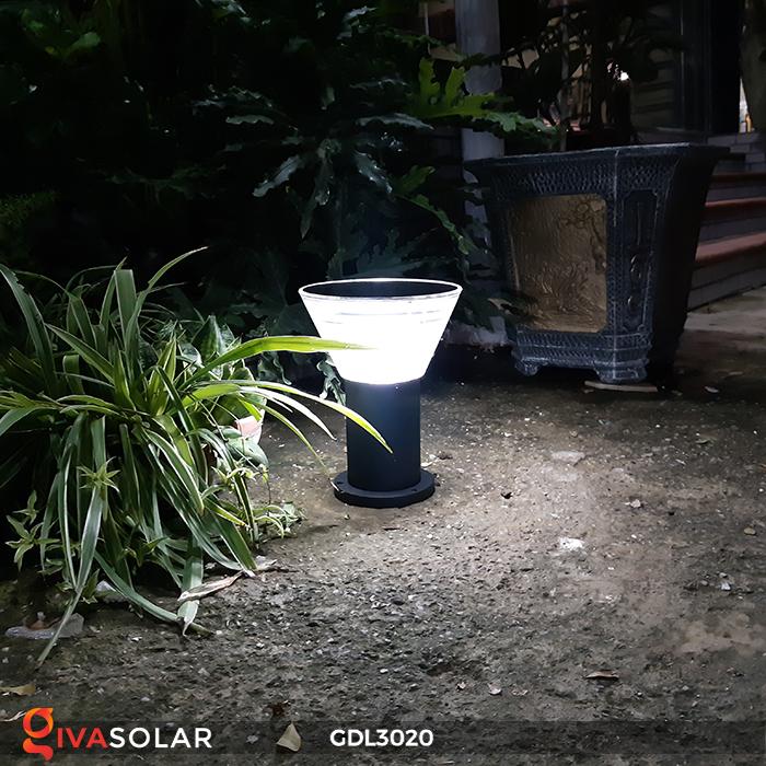 Đèn trụ năng lượng mặt trời GDL3020 18