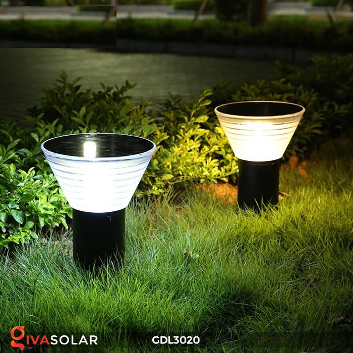 Đèn trụ năng lượng mặt trời GDL3020 2