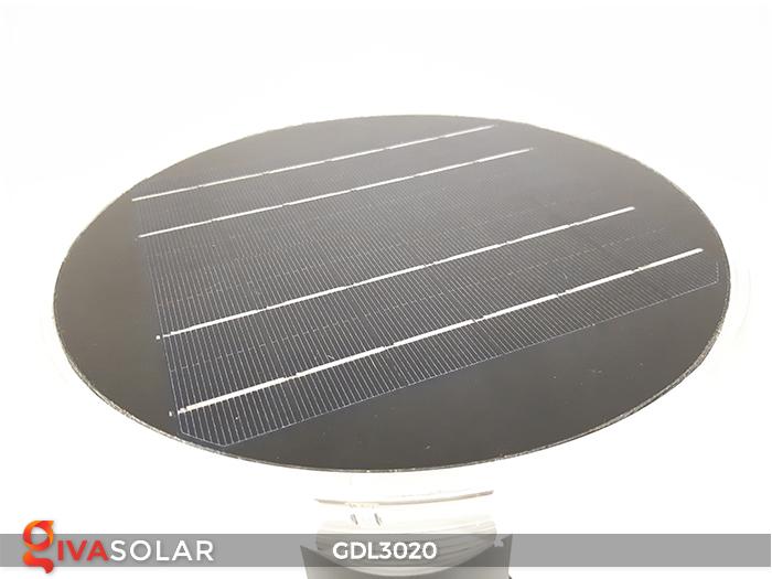 Đèn trụ năng lượng mặt trời GDL3020 22