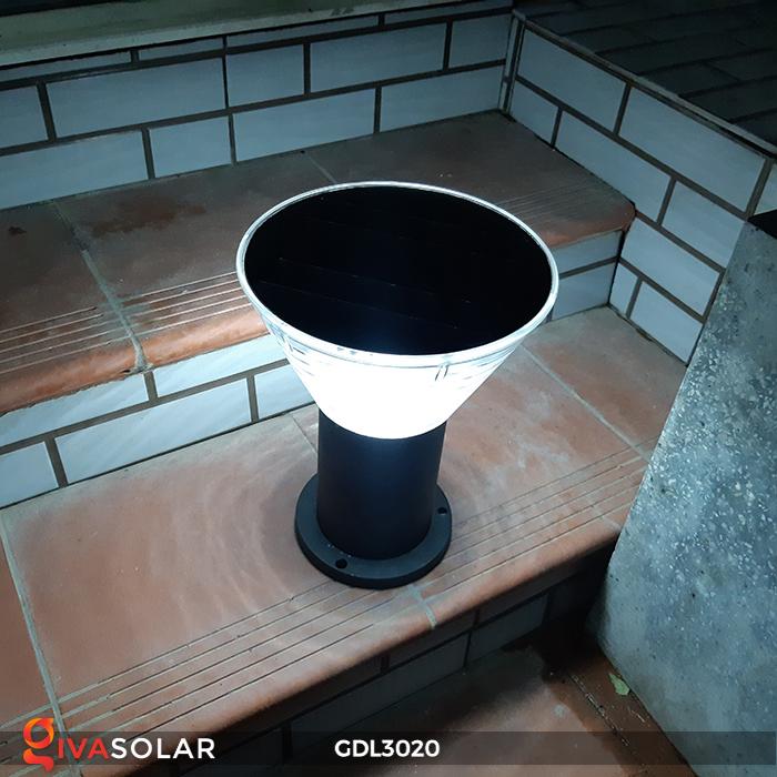 Đèn trụ năng lượng mặt trời GDL3020 4
