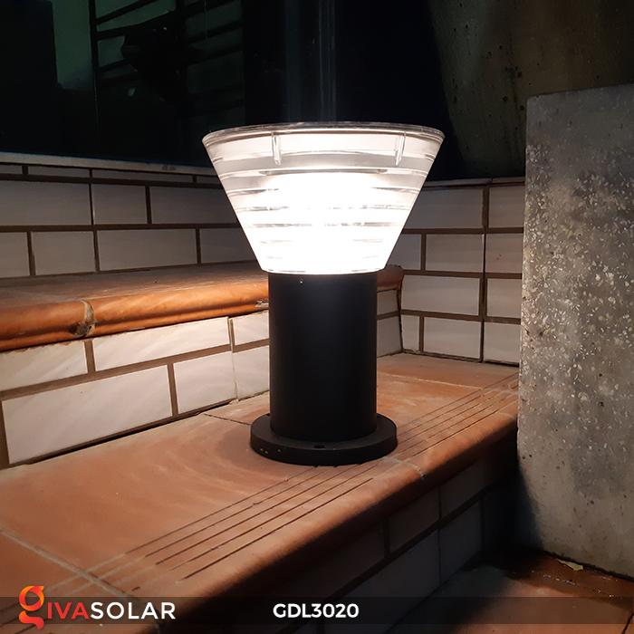 Đèn trụ năng lượng mặt trời GDL3020 5