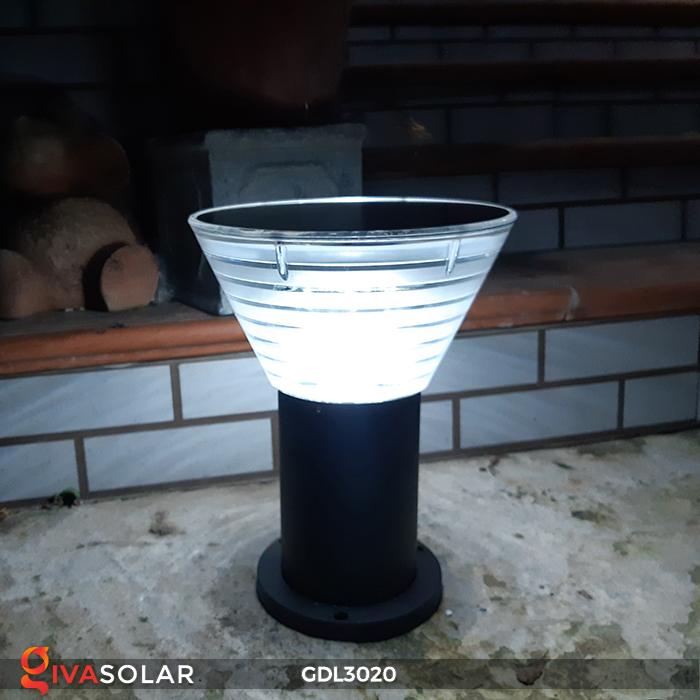 Đèn trụ năng lượng mặt trời GDL3020 6