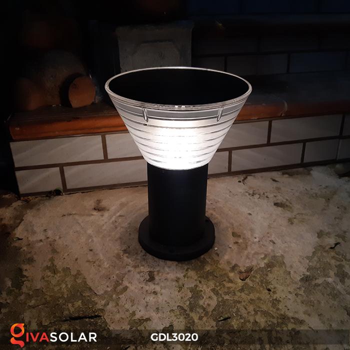 Đèn trụ năng lượng mặt trời GDL3020 7