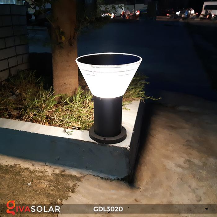 Đèn trụ năng lượng mặt trời GDL3020 8