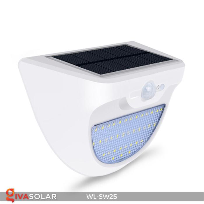 Đèn treo tường năng lượng mặt trời WL-SW25 3