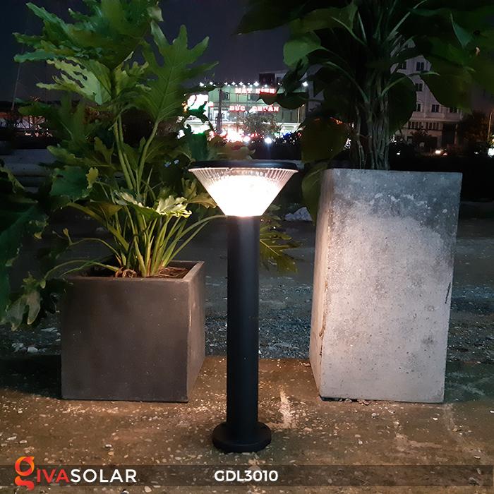 Đèn trụ năng lượng mặt trời chiếu sáng sân vườn GDL3010 10