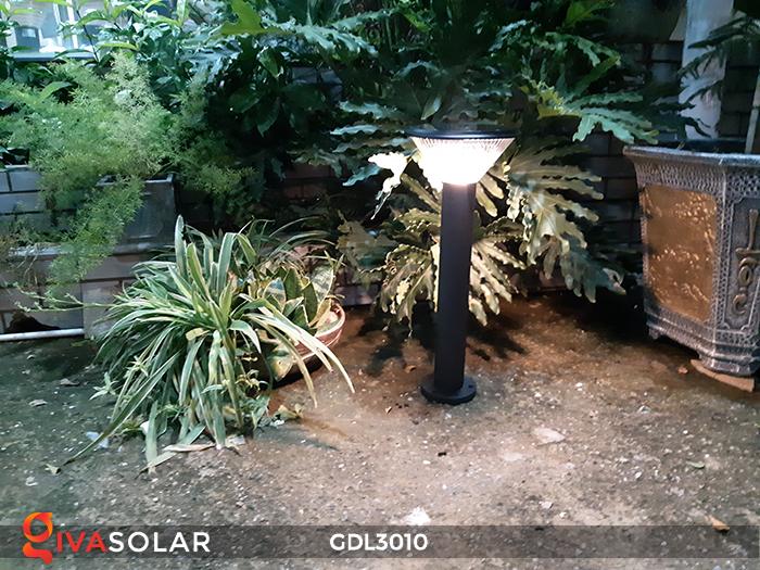 Đèn trụ năng lượng mặt trời chiếu sáng sân vườn GDL3010 11