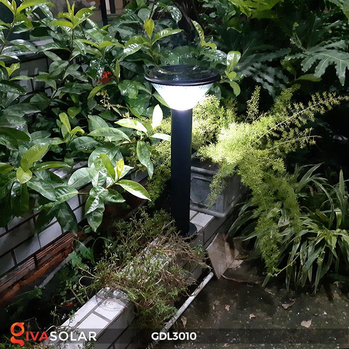 Đèn trụ năng lượng mặt trời chiếu sáng sân vườn GDL3010 13