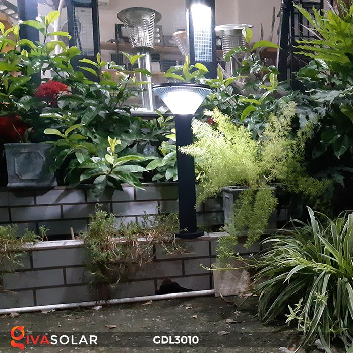 Đèn trụ năng lượng mặt trời chiếu sáng sân vườn GDL3010 14