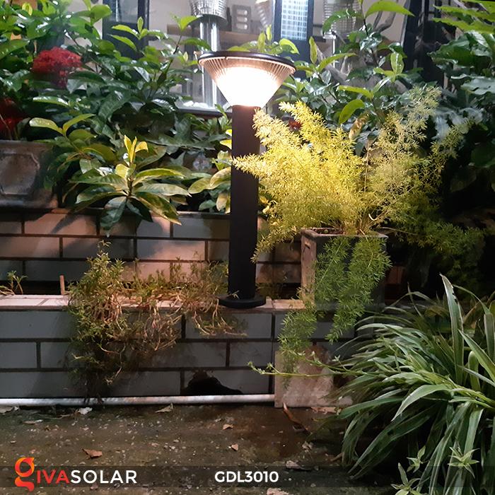 Đèn trụ năng lượng mặt trời chiếu sáng sân vườn GDL3010 15