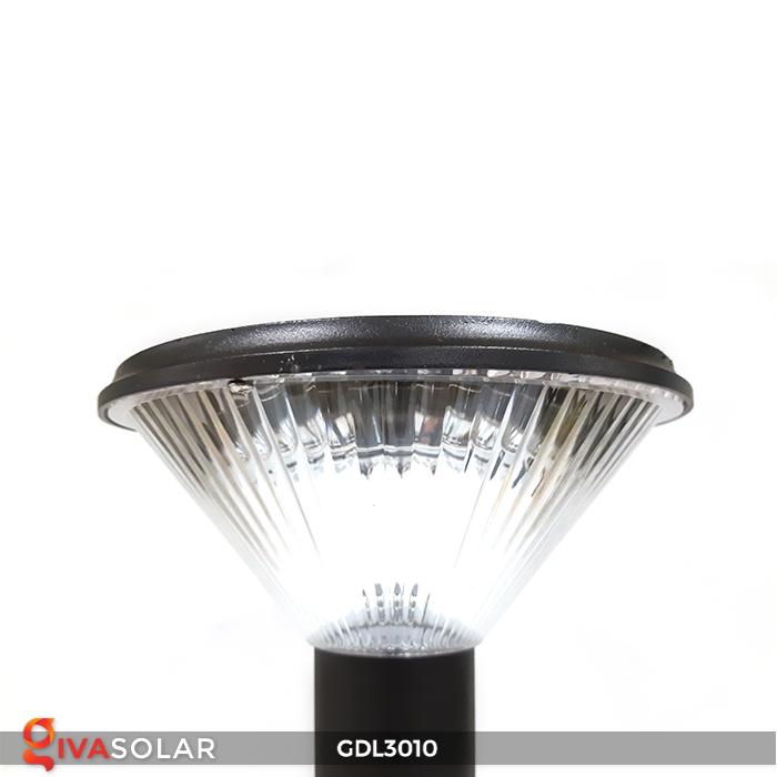 Đèn trụ năng lượng mặt trời chiếu sáng sân vườn GDL3010 16