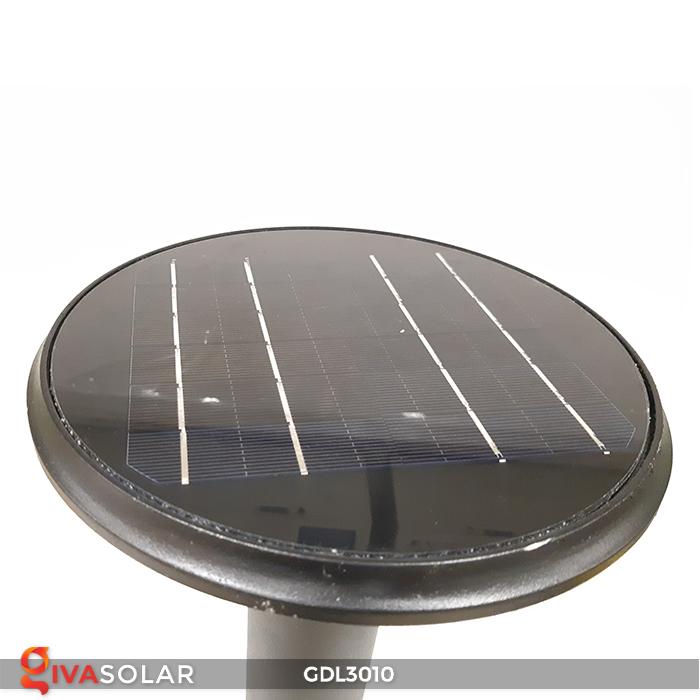 Đèn trụ năng lượng mặt trời chiếu sáng sân vườn GDL3010 17
