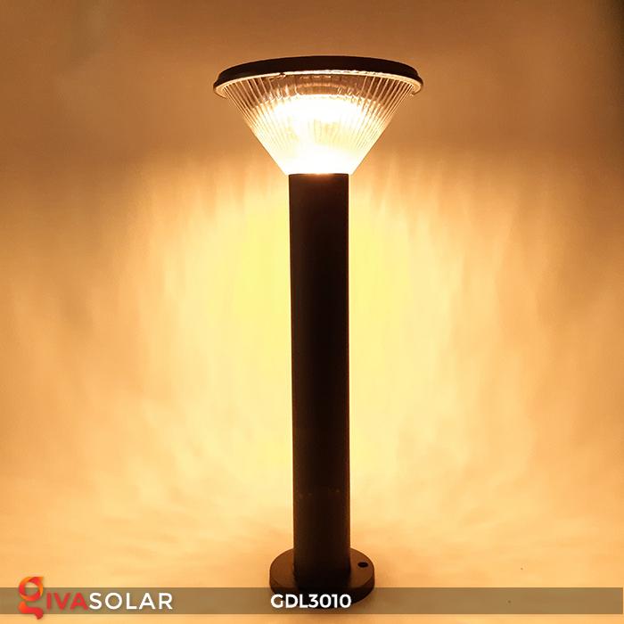 Đèn trụ năng lượng mặt trời chiếu sáng sân vườn GDL3010 2