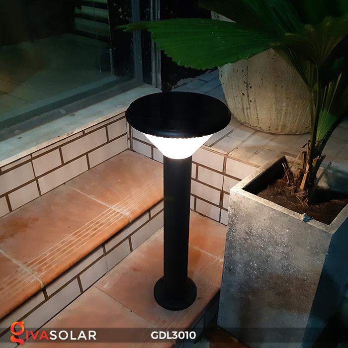 Đèn trụ năng lượng mặt trời chiếu sáng sân vườn GDL3010 5