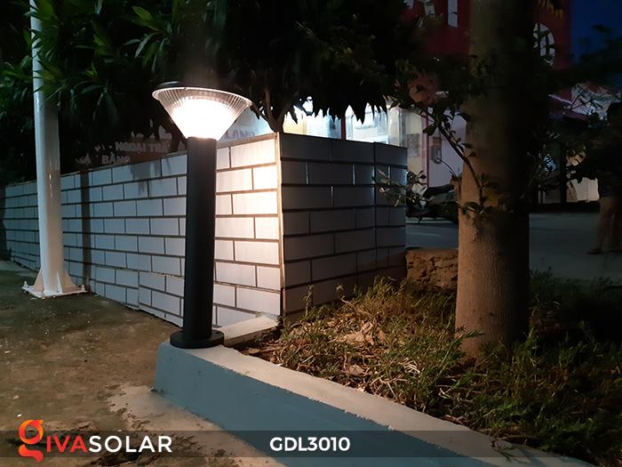 Đèn trụ năng lượng mặt trời chiếu sáng sân vườn GDL3010 7