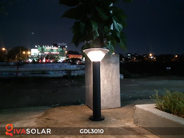 Đèn trụ năng lượng mặt trời chiếu sáng sân vườn GDL3010 8