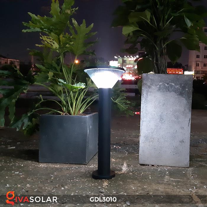 Đèn trụ năng lượng mặt trời chiếu sáng sân vườn GDL3010 9