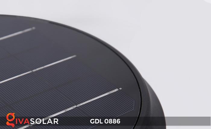 Đèn trụ lối đi năng lượng mặt trời GDL0886 19