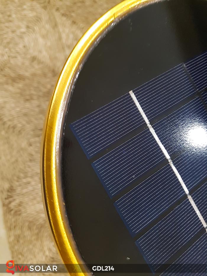 Đèn trụ sân vườn năng lượng mặt trời GDL214 13