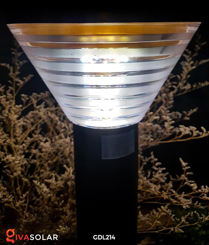 Đèn trụ sân vườn năng lượng mặt trời GDL214 9