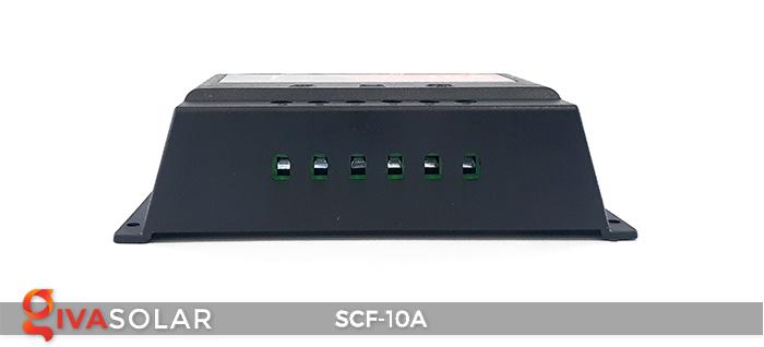 Điều khiển sạc năng lượng mặt trời SCF-10A 4