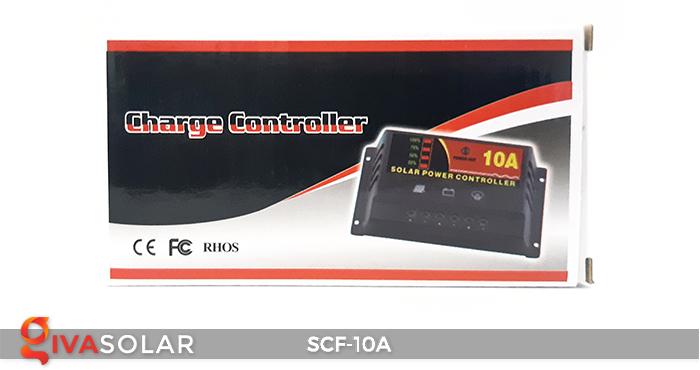 Điều khiển sạc năng lượng mặt trời SCF-10A 7