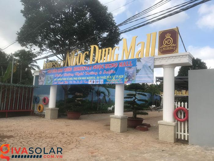 dự án năng lượng mặt trời 12 kW tại Đồng Nai 1