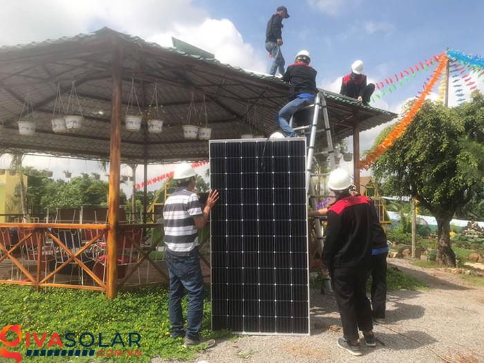 dự án năng lượng mặt trời 12 kW tại Đồng Nai 3