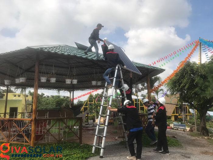 dự án năng lượng mặt trời 12 kW tại Đồng Nai 4