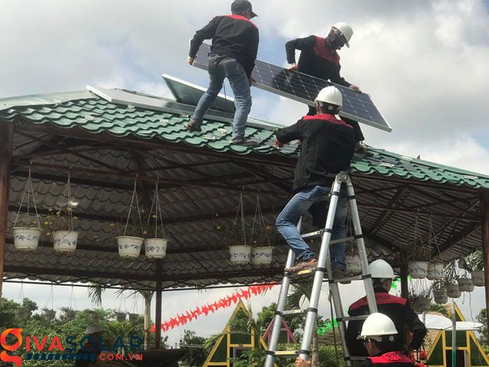 dự án năng lượng mặt trời 12 kW tại Đồng Nai 6