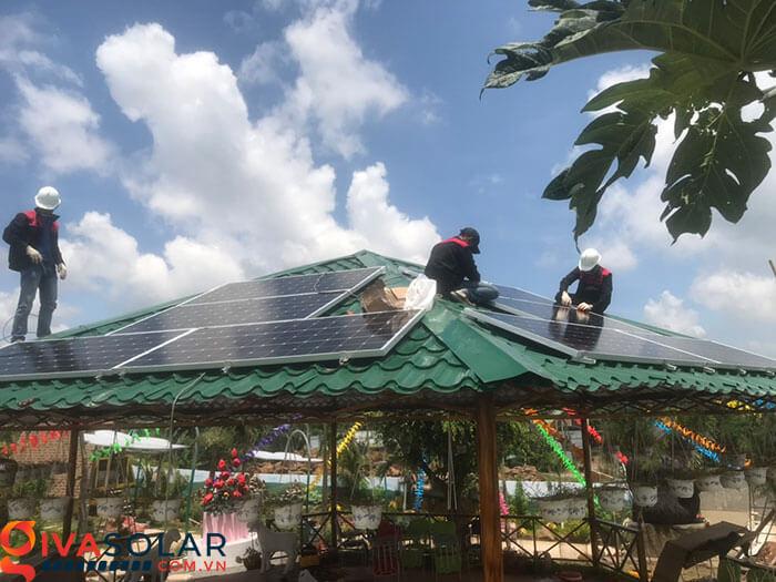 dự án năng lượng mặt trời 12 kW tại Đồng Nai 7