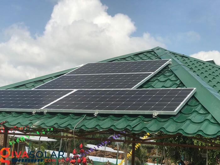 dự án năng lượng mặt trời 12 kW tại Đồng Nai 8