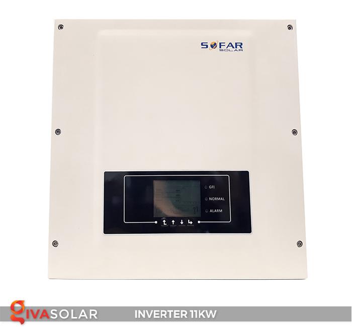 Inverter hòa lưới SOFAR SOLAR 11kW 1