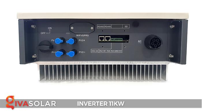 Inverter hòa lưới SOFAR SOLAR 11kW 3