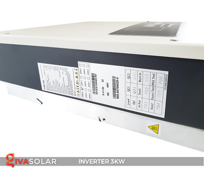 Inverter hòa lưới SOFAR SOLAR 3KW 4