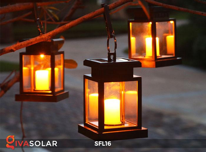 14 mẫu đèn năng lượng mặt trời trang trí sân vườn hot nhất năm 2019 4