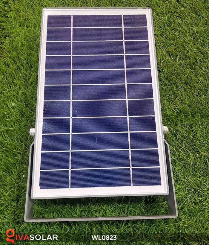 Đèn pha gắn tường năng lượng mặt trời WL0823 5