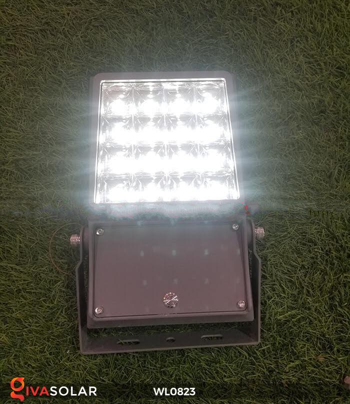 Đèn pha gắn tường năng lượng mặt trời WL0823 7