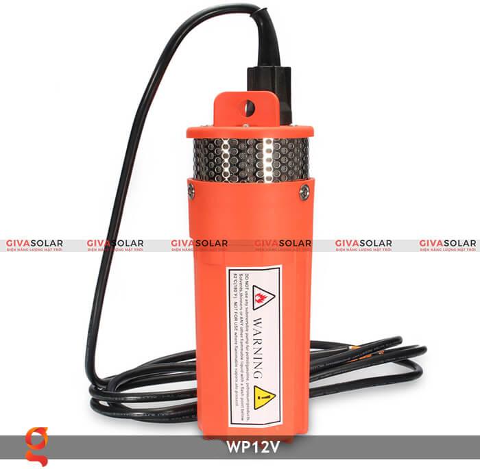 Máy bơm nước chạy năng lượng mặt trời WP12V 1