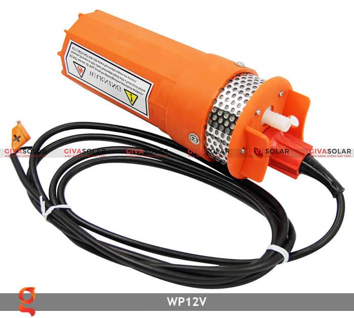 Máy bơm nước chạy năng lượng mặt trời WP12V 2